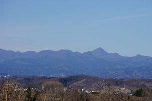 浅間隠し山の写真素材 [FYI01235687]