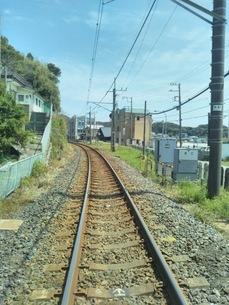 外房線 興津駅付近の写真素材 [FYI01236115]
