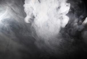 煙の写真素材 [FYI01236207]