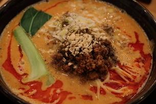 担々麺の写真素材 [FYI01236662]