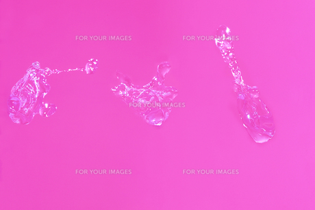 水泡の切抜き画像の写真素材 [FYI01236775]