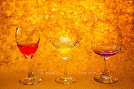 グラスの写真素材 [FYI01236949]
