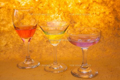 グラスの写真素材 [FYI01236950]
