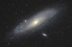 アンドロメダ銀河の写真素材 [FYI01236953]