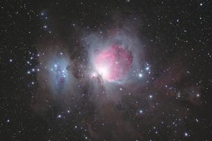 オリオン大星雲の写真素材 [FYI01236955]