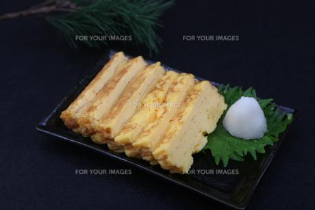 だし巻き卵の写真素材 [FYI01237112]