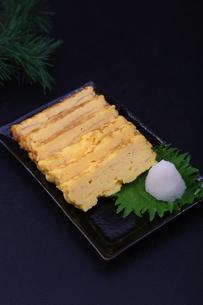 だし巻き卵の写真素材 [FYI01237114]