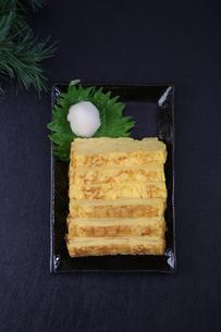 だし巻き卵の写真素材 [FYI01237116]