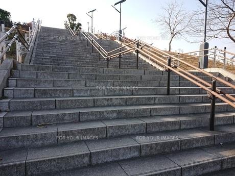 階段の写真素材 [FYI01237300]