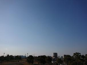 青空の写真素材 [FYI01237307]