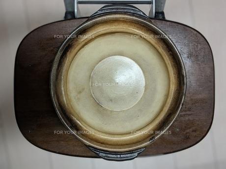 土鍋 写真素材の写真素材 [FYI01237345]