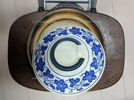土鍋 写真素材の写真素材 [FYI01237346]