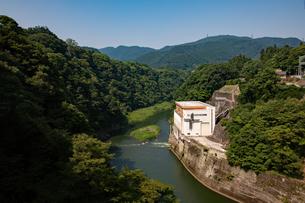 ダムの写真素材 [FYI01237402]