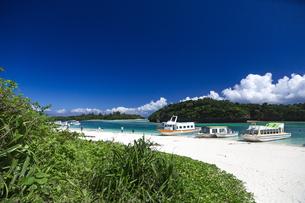 石垣島 川平湾の写真素材 [FYI01237943]