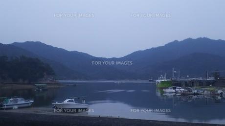 宮島 朝の写真素材 [FYI01238187]