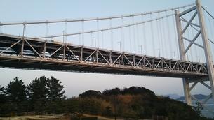 本四連絡橋の写真素材 [FYI01238190]