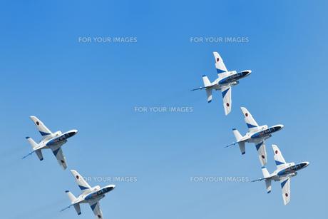 アクロバット飛行の写真素材 [FYI01238287]