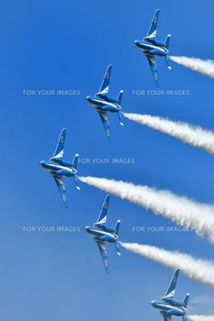 アクロバット飛行の写真素材 [FYI01238288]