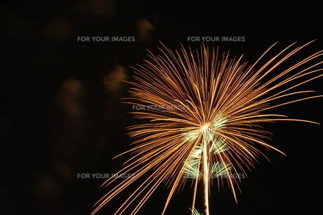 花火の写真素材 [FYI01238293]