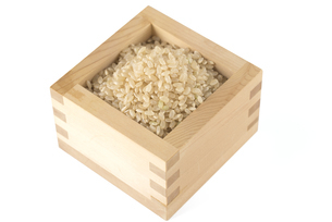 玄米の写真素材 [FYI01238467]