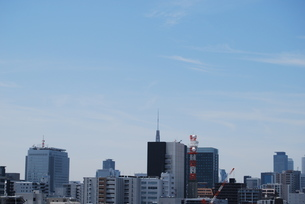 都市風景の写真素材 [FYI01238501]