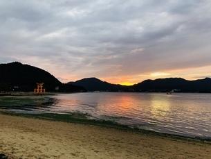 広島 宮島の写真素材 [FYI01239036]