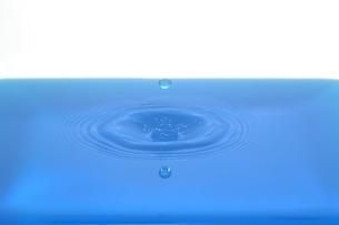 水滴のハイスピード撮影の写真素材 [FYI01239200]