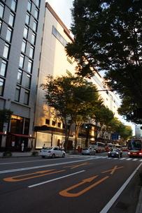 金沢の町並み 香林坊の写真素材 [FYI01239460]
