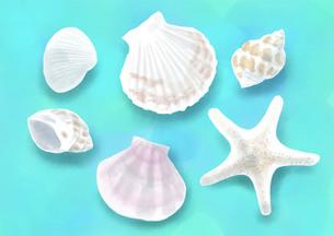 海のイメージのイラスト素材 [FYI01239658]