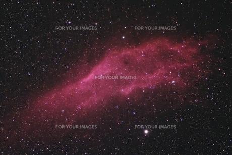 カリフォルニア星雲の写真素材 [FYI01239954]