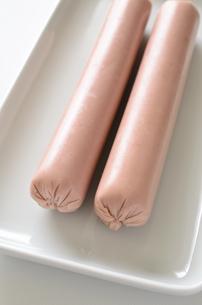 魚肉ソーセージの写真素材 [FYI01240041]