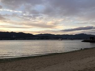 広島 安芸の宮島 廿日市市の写真素材 [FYI01240163]