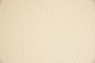 でこぼこした白い壁の写真素材 [FYI01240198]