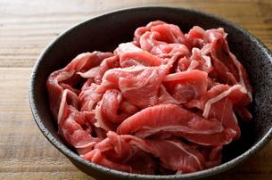 ラム肉の写真素材 [FYI01240278]