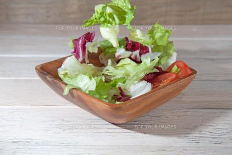 サラダの写真素材 [FYI01240831]