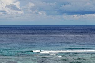 タモン湾 グアムリゾートの写真素材 [FYI01240923]