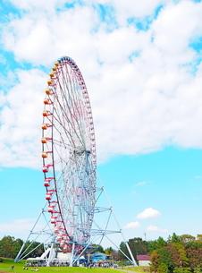 葛西臨海公園 大観覧車の写真素材 [FYI01241078]