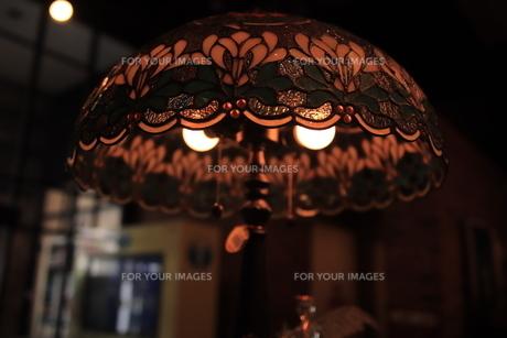 西洋ランプの写真素材 [FYI01241090]