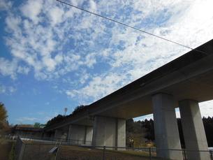 高速の下の写真素材 [FYI01241114]