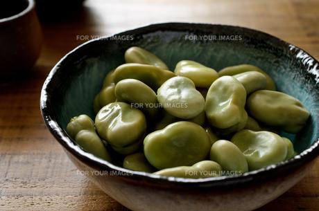そら豆の写真素材 [FYI01241154]