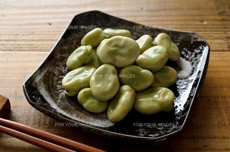 そら豆の写真素材 [FYI01241155]
