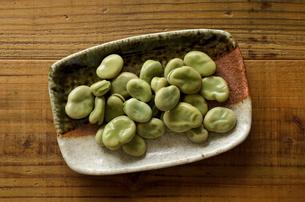 そら豆の写真素材 [FYI01241158]
