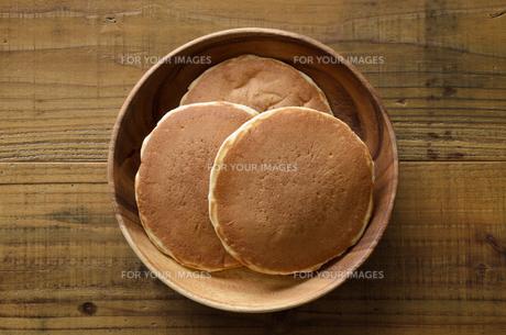 ホットケーキの写真素材 [FYI01241165]