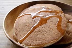 ホットケーキの写真素材 [FYI01241167]