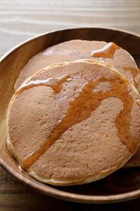 ホットケーキの写真素材 [FYI01241168]