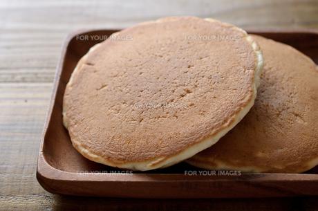 ホットケーキの写真素材 [FYI01241169]