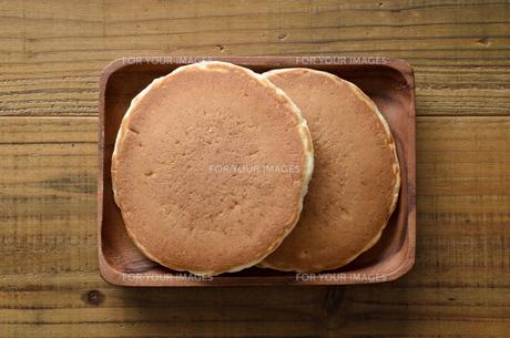 ホットケーキの写真素材 [FYI01241170]