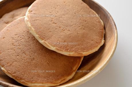 ホットケーキの写真素材 [FYI01241172]