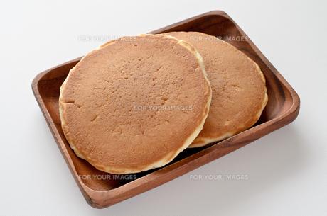 ホットケーキの写真素材 [FYI01241173]