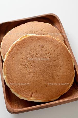 ホットケーキの写真素材 [FYI01241174]